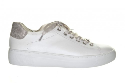 Ara Courtyard Witte Ledere Sneaker
