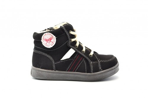 Babyschoenen Warm Winter Zwart