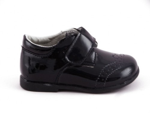 Babyschoenen Zwart Lak