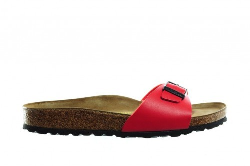 Birkenstock Madrid Cherry