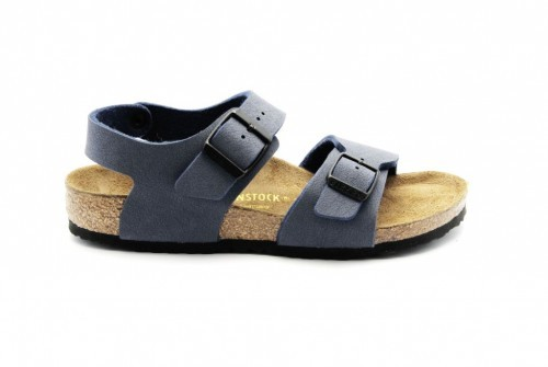 Birkenstock New York Kinder Navy