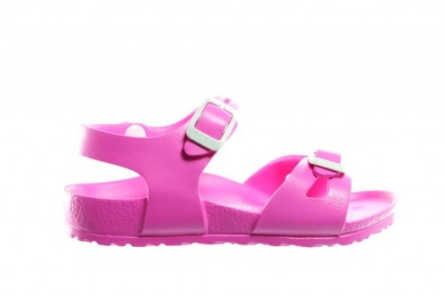 Birkenstock Rio Eva Neon Pink