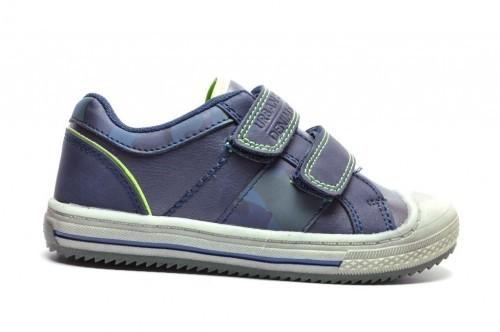 Blauwe Velcroschoenen Jongens