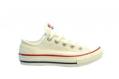 Converse All Stars Optical White Laag Kids