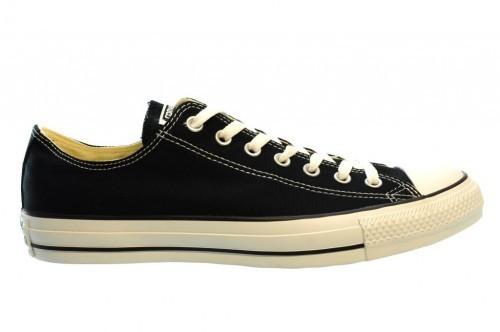 Converse All Stars Ox Zwart Black Zwarte