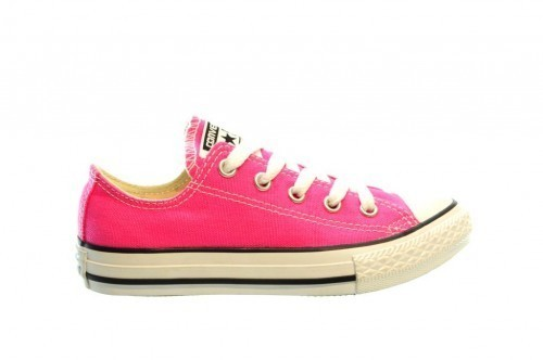 Converse All Stars Pink Paper Kids