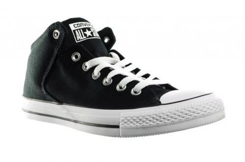 Converse Cta Street Hi Black