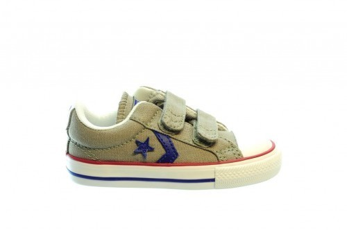 Converse Star Player 2v Ox Silver