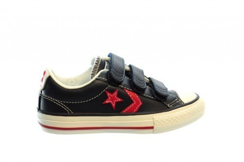 Converse Star Player Athletic Navy Kids