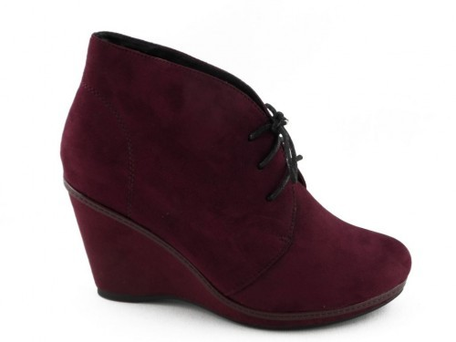 Enkellaars Bordeaux Sledge Odgi Trends