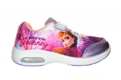Frozen Meisjes Sneaker Met Lichtjes