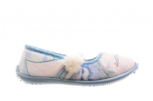 Frozen Pantoffels Ballerina
