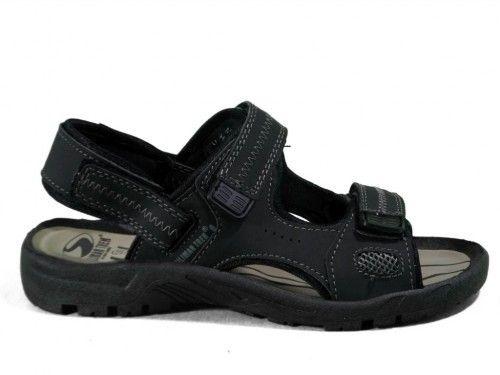 Goedkope Sandalen Zwart