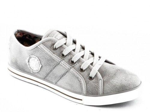 Grijze Sneaker Skills