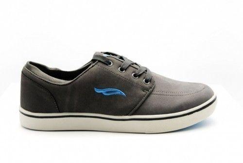 Grijzen Sneaker Heren Goedkoop