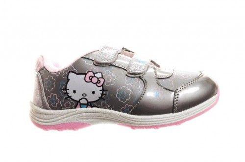 Hello Kitty Meisjes Sportschoen Met Velcro