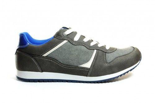 Heren Sneaker Grijs