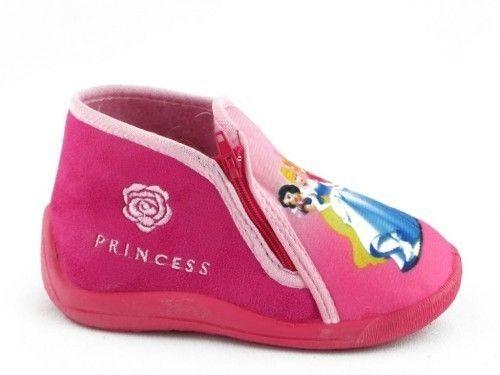 Kinderpantoffel Princess