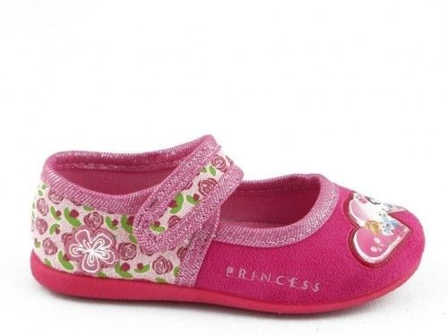Kinderpantoffel Princess Ballerina