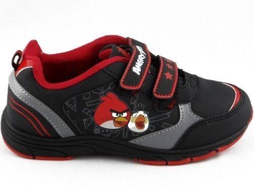 Kinderschoen Angry Birds Zwart Rood