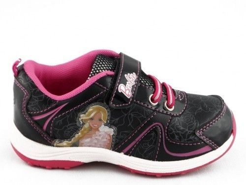 Kinderschoen Barbie Zwart