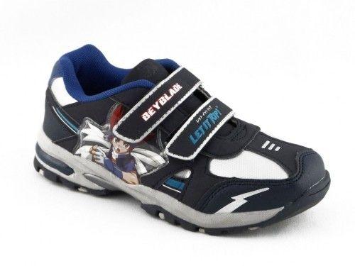 Kinderschoen Beyblade Baluw Zilver Velcro