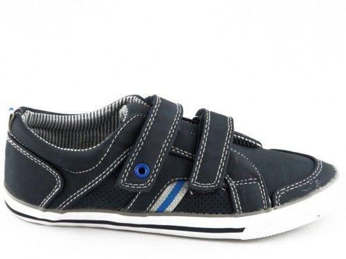 Kinderschoen Blauw Velcro Active Kids