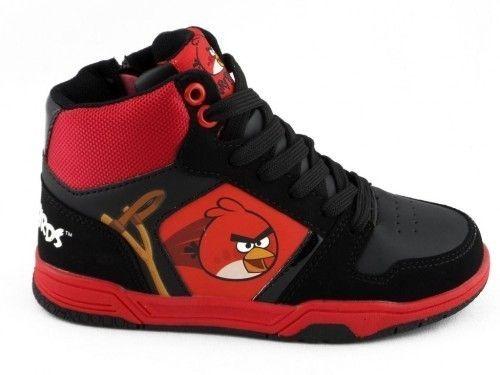 Kinderschoen Cars Basket Zwart Rood