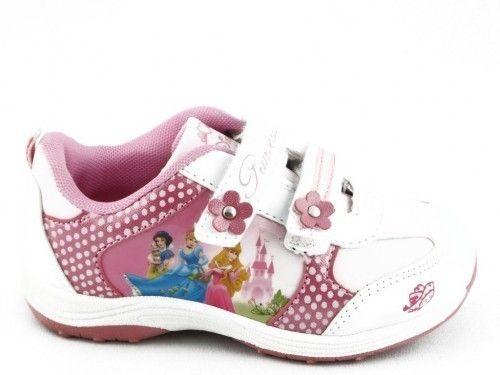 Kinderschoen Princess Wit Rose