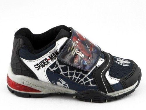 Kinderschoen Spiderman Velcro Blauw