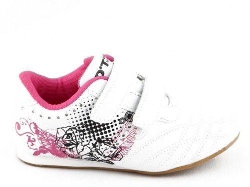 Kinderschoen Velcro Wit D.t. New York