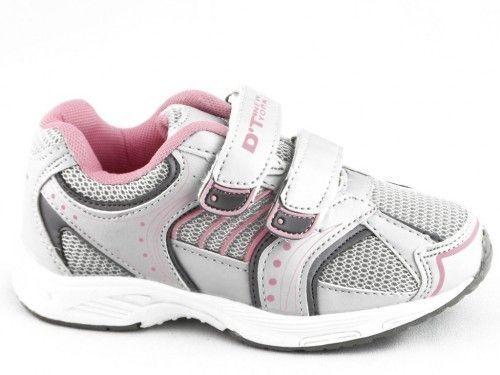 Kinderschoen Zilver Roze D.t. New York