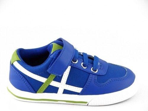 Kinderschoenen Canvas Blauw