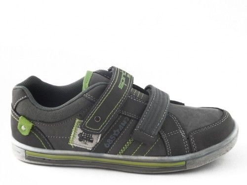 Kinderschoenen Velcro Grijs