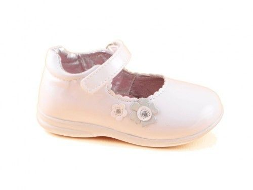 Kinderschoenen Wit Lak