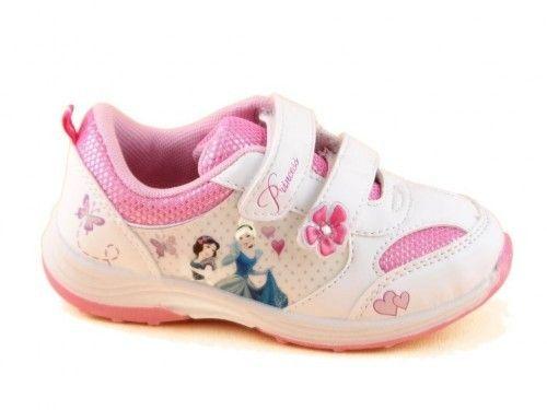 Kinderschoenen Wit Princess