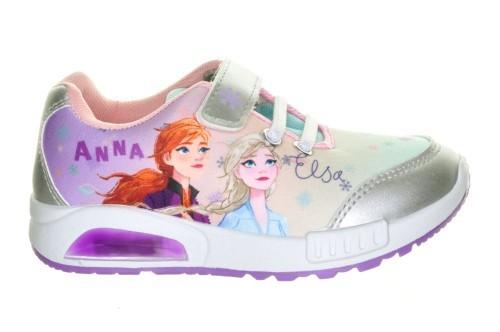 Lichtjesschoenen Frozen Anna Elsa