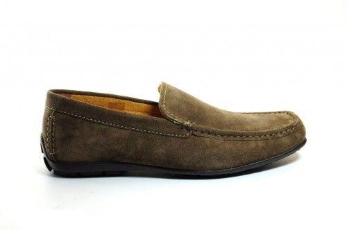 Loafer Bruin Leer