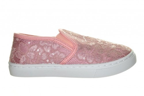 Loafer Kids Pink