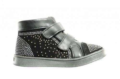 Meisjes Schoenen Zwart Glitter