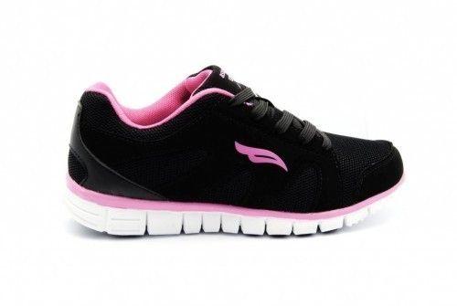 Moderne Dames Sneaker Met Veter