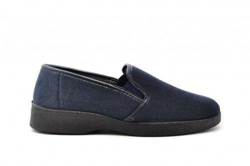 Pantoffels Blauw Gesloten Heren
