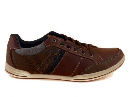 Patrick Casual Sneaker Bruin