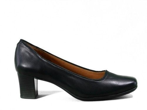 Pupilo Dames Pump Zwart