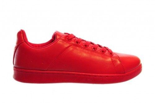 Rode Sneaker Fashion