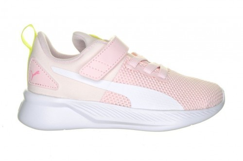 Rose Kinder Zomer Sneaker Puma Velcro