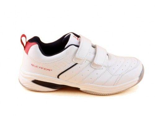 Rucanor Sportschoen Wit Velcro