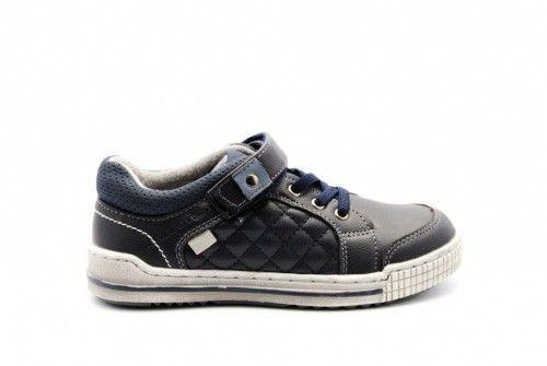 School Schoenen Blauw
