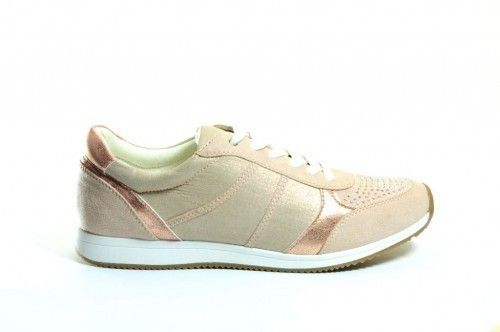 Sneaker Fashion Beige Koper