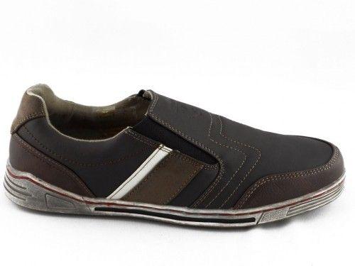 Sneaker Mocassin Bruin Skills